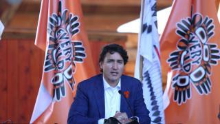 Trudeau'dan özür: Yerlileri anma töreni davetine cevap vermediğim için pişmanım