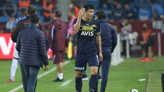 Fenerbahçeli futbolcu Kim Min-jae'den kırmızı kart tepkisi