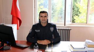 Malatya'da Hekimhan İlçe Emniyet Müdürü Recep Kılıç göreve başladı