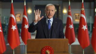 Cumhurbaşkanı Erdoğan: Mazlumlar için mücadeleyi daha yukarılara taşıyacağız
