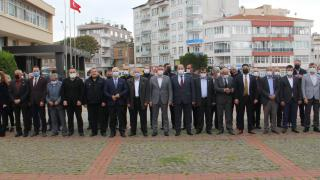 Sinop'ta Muhtarlar Günü kutlandı
