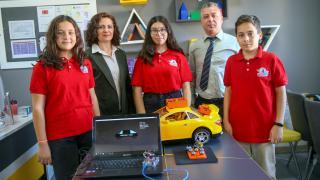 TEKNOFEST birincileri, trafik kazaları için tasarladıkları cihazın patentini alacak