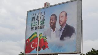 Togo Cumhurbaşkanı Erdoğan'ın ziyaretine hazır