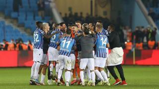 Süper Lig'in yeni lideri Trabzonspor