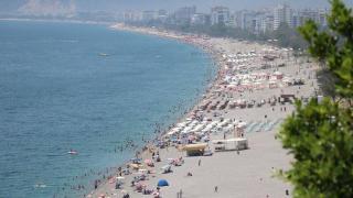 Yurt içi turizm harcamaları 2. çeyrekte 10 milyar lirayı geçti