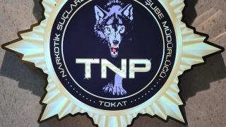 Tokat'ta 1312 uyuşturucu hapla yakalanan şüpheli tutuklandı
