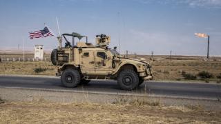 ABD'nin Suriye'deki üssüne saldırı düzenlendi