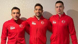 Artistik Cimnastik Dünya Şampiyonası'nda 3 milli sporcu finale kaldı
