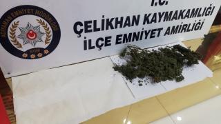 Adıyaman'da uyuşturucu operasyonunda 2 şüpheli yakalandı