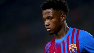 Barcelona 1 milyar euroluk bonservisle Ansu Fati'nin sözleşmesini yeniledi