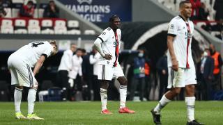 Beşiktaş, Şampiyonlar Ligi'nde yine kayıp