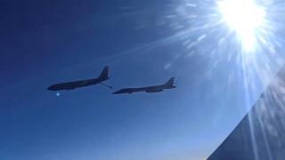 Rus jetleri Karadeniz'de ABD uçaklarını engelledi