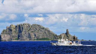 Çin bandıralı 4 gemi Japonya kara sularına girdi