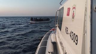 Yunanistan ölüme itti, 112 düzensiz göçmeni Türkiye kurtardı