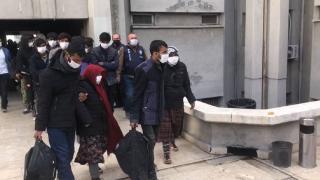 Ankara'da 31 düzensiz göçmen yakalandı