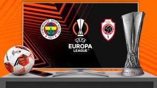 Fenerbahçe Royal Antwerp'i konuk edecek