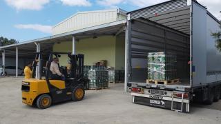 Tescilli Geyikli zeytinyağı İngiltere'ye ihraç ediliyor