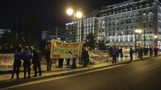 Yunanistan'ın yaptığı savunma anlaşmalarına ülke içinden tepki