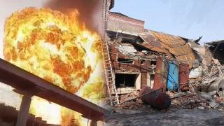 Pakistan'da içecek fabrikasında patlama