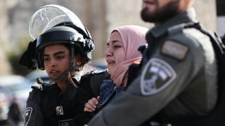 Kudüs'te Mevlid-i Nebi kutlamalarına müdahale: 17 yaralı
