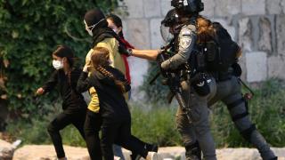 İsrail zulmüne bir yenisi daha: Mevlit Kandili kutlamalarına müdahale edildi