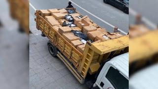 Fatih'te 1,7 milyon liralık kaçak parfüm operasyonu