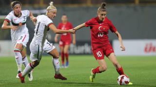 Milliler Bulgaristan'ı tek golle geçti