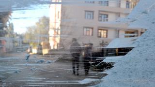 Kars'ta sıcaklık sıfırın altında 6 dereceye düştü