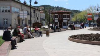 """""""Mavi"""" kategoride yer alan Kastamonu'da vaka artışları durdurulamıyor"""