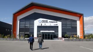 """Konya'daki """"model fabrika"""" firmalarda verimliliği artırıyor"""