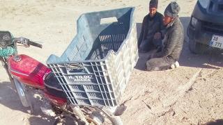 Konya'da kaçak avlanan Afganlara 11 bin 344 lira ceza
