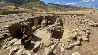 Mardin'de 12 bin yıllık tapınak bulundu