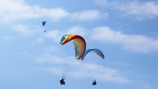 21. Uluslararası Ölüdeniz Hava Oyunları Festivali