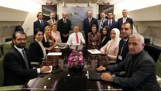 Erdoğan'dan 10 büyükelçiye: Türkiye'ye ders vermek haddinize mi?