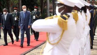 Cumhurbaşkanı Erdoğan'ın Afrika ziyaretinin parolası: Daha adil bir dünya mümkün
