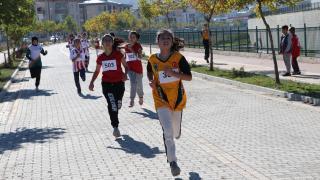 Havza'da cumhuriyet koşusu yapıldı
