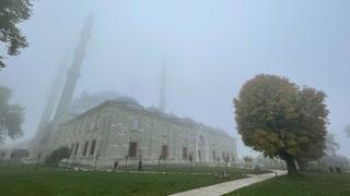 Selimiye Camii sisle kaplandı