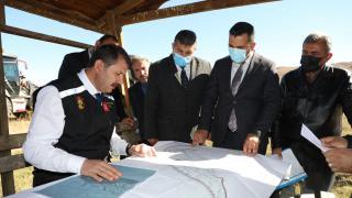 Sivas'ta kuş cenneti Hafik Gölü'nün turizme kazandırılması için çalışmalara başlandı