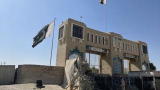 Pakistan-Afganistan arasındaki Spin Boldak Sınır kapısı kapatıldı