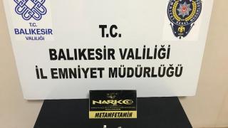 Balıkesir'de uyuşturucu operasyonlarında bir şüpheli tutuklandı