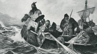 Kuzey Amerika'ya Kolomb'dan önce Vikingler geldi