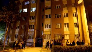 Kayseri'de apartmanın bodrum katında çıkan yangın söndürüldü