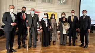 """Stuttgart'ta """"Türk-Alman İşçigöçü Anlaşmasının 60. Yılı Anma Programı"""" yapıldı"""