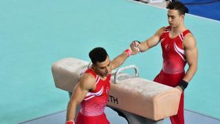 Milli sporculardan Ahmet Önder dünya beşincisi oldu