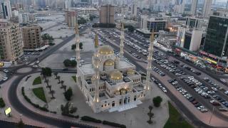 Kuveyt'teki Altın Camii, Osmanlı mimarisinden esintiler taşıyor