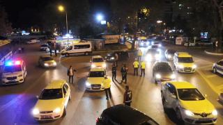 Bursa'da drone destekli asayiş uygulaması yapıldı