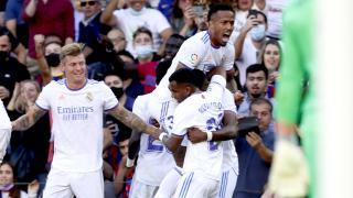 El Clasico Real Madrid'in