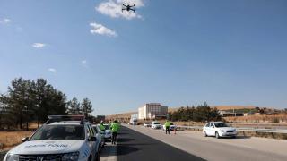 Gaziantep'te makas atan sürücüye 1339 lira ceza
