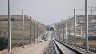 Halkalı-Kapıkule hızlı tren hattında çalışmalar sürüyor