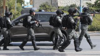 İsrail güçlerinden gösteri düzenleyen Filistinlilere saldırı